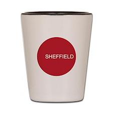 SHEFFIELD CIRCLE Shot Glass