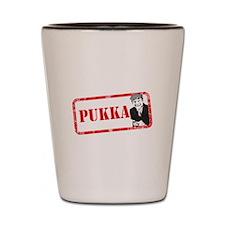 PUKKA Shot Glass