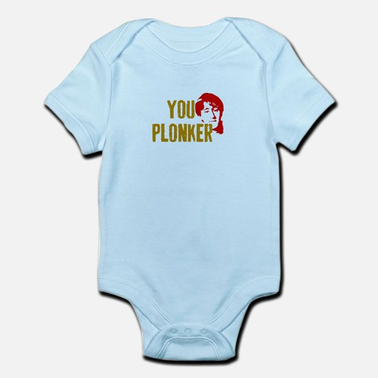 YOU PLONKER Infant Bodysuit