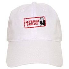 ALRIGHT DARLING Baseball Baseball Cap