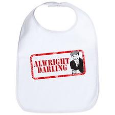 ALRIGHT DARLING Bib
