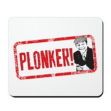 PLONKER Mousepad