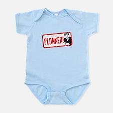 PLONKER Infant Bodysuit