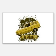 GO TROTTERS Decal