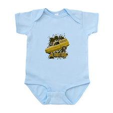 GO TROTTERS Infant Bodysuit