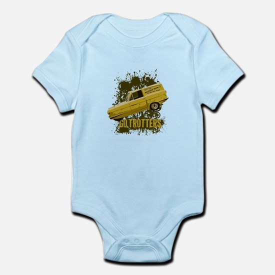GO TROTTERS Infant Bodysuit