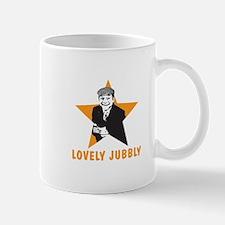 LOVELY JUBBLY Mug