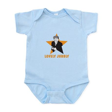 LOVELY JUBBLY Infant Bodysuit