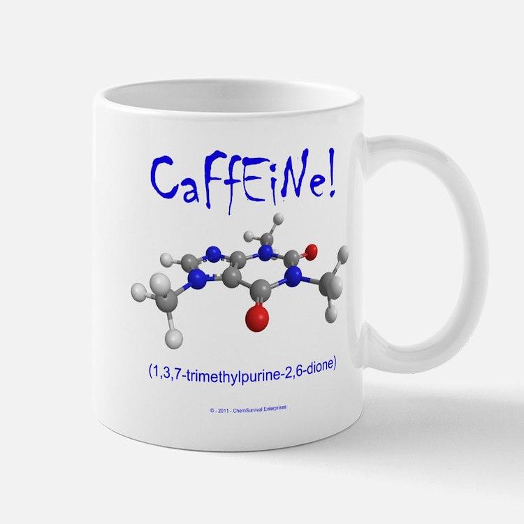 IUPAC Caffeine Mug