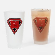 NHSM Drinking Glass