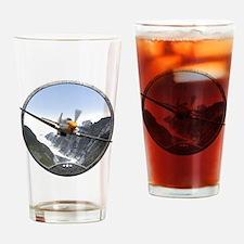 Cute 51 Drinking Glass
