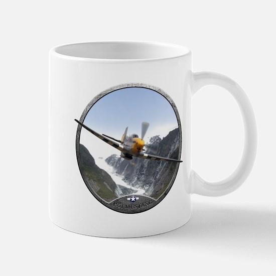 Cute P 51 Mug