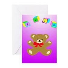 Funny Nicu Greeting Cards (Pk of 10)
