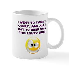 Lousy Court Purple Mug