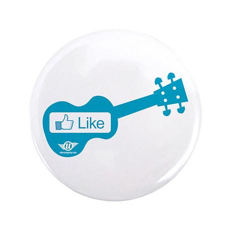 """Like Uke 3.5"""" Button"""