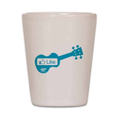 Like Uke Shot Glass