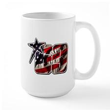 NHflagStar Mug