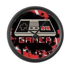 Gaming Large Wall Clock