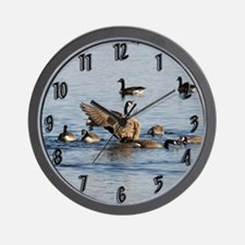 Geese Wall Clock