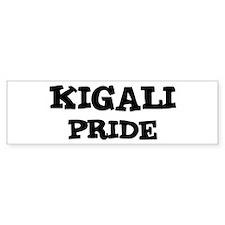 Kigali Pride Bumper Bumper Sticker