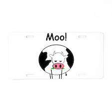 Cute Trevor Aluminum License Plate