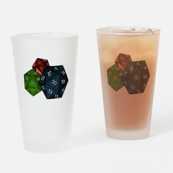 Cute Games Drinking Glass