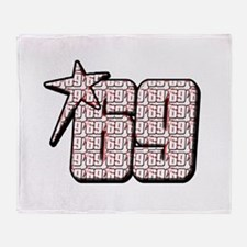 NH69inside69 Throw Blanket