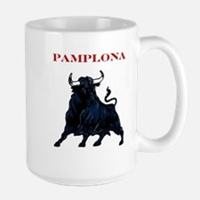 Pamplona Bullish Large Mug