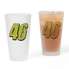VR46inside46 Drinking Glass