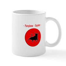 Pamplona Sun Coffee Mug