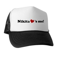 Nikita loves me Trucker Hat