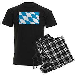 Flag of Bavaria Pajamas