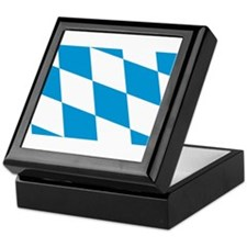Flag of Bavaria Keepsake Box