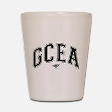 GCEA Uke Company Shot Glass