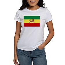 Lion of Judah Ethopian Flag Tee