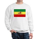 Lion of Judah Ethopian Flag Sweatshirt