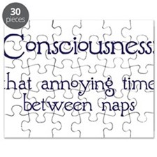 Consciousness Naps Puzzle