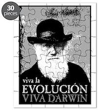 Viva Darwin Evolucion Puzzle