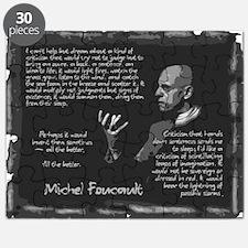 Foucault's Critique Puzzle