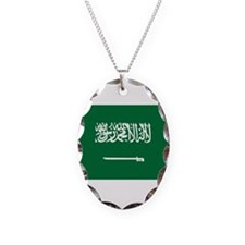 Flag of Saudi Arabia Necklace