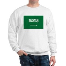 Flag of Saudi Arabia Sweatshirt