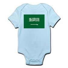 Flag of Saudi Arabia Infant Bodysuit