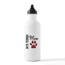 Skye Terrier Mom 2 Sports Water Bottle