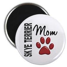 Skye Terrier Mom 2 Magnet