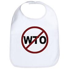 NO WTO Bib