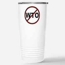 NO WTO Travel Mug