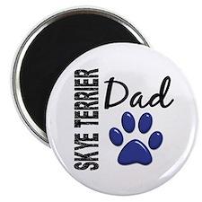 Skye Terrier Dad 2 Magnet