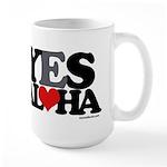 Yes Aloha Large Mug