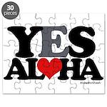 Yes Aloha Puzzle