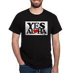 Yes Aloha Dark T-Shirt